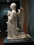 Praying angel, Cincinnati Museum of Arts