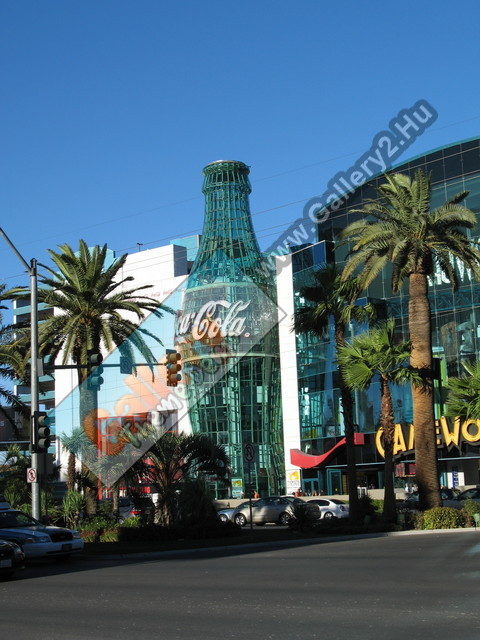 And you thought hotels were big in LV! Look at the size of the Coke they serve there! ;)
